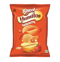 Bingo! Yumitos Fiery Red Tomato 26gm Pouch