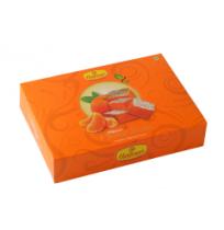 Haldirams Orange Barfi 400gm Pack