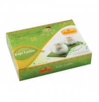 Haldirams Kaju Laddu 400gm Pack