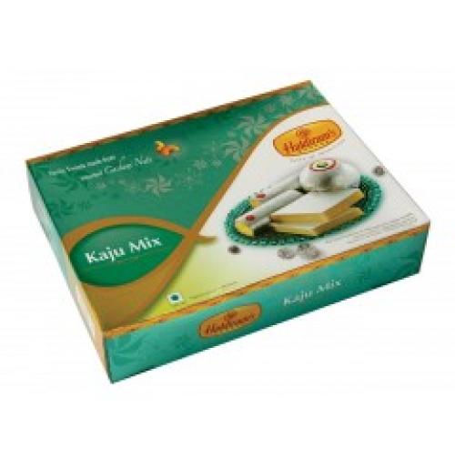 Haldirams Kaju Mix 400gm Pack