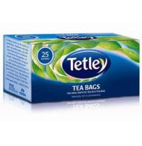 Tetley Tea Bags (100 pcs Pouch)