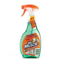Mr. Muscle- Glass Cleaner 500ml